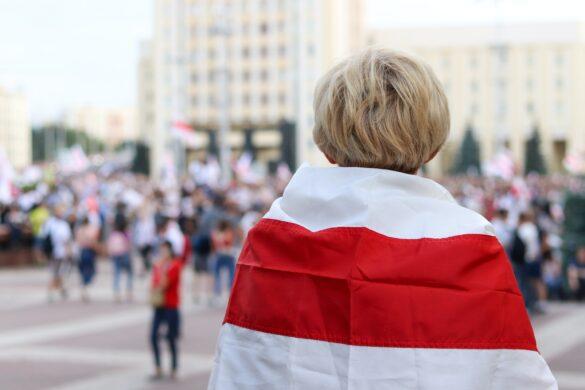 białoruś rewolucja sankcje łukaszenka